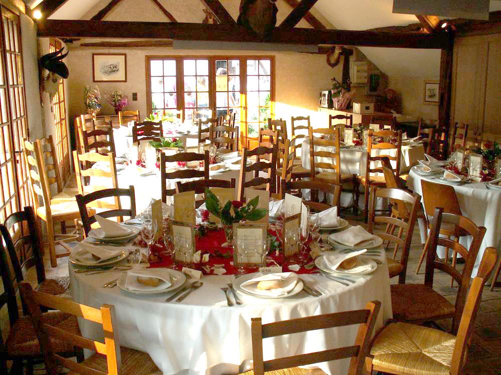 Location de salles - restauration- Chambres - Domaine du Boulay